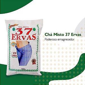 Chá Misto 37 Ervas Legítimo 120g Farmacopéia Brasileira
