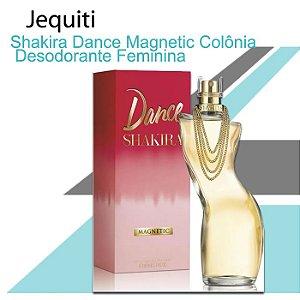 Shakira Dance Magnetic Colônia Desodorante Feminina 80ml - Jequiti