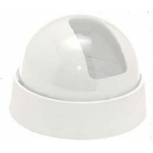 Dome Camuflador 3 Polegadas para Micro Câmeras de Segurança- Branco