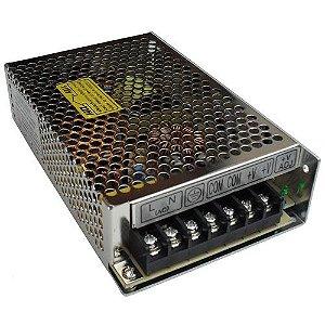 Fonte de Alimentação Bivolt 110/220V Chaveada com 12V 10 Amperes