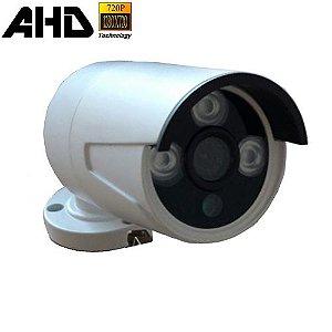 Câmera de Segurança Megapixel AHD-M Infra Array 720P Alta Resolução