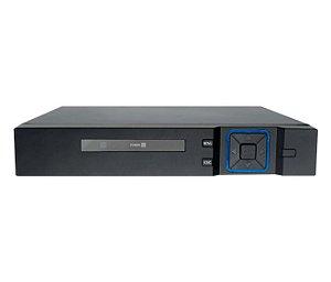 Gravador Dvr Stand Alone 4 Canais Saída HDMI Acesso Internet Nuvem - AHD-M Alta Definição
