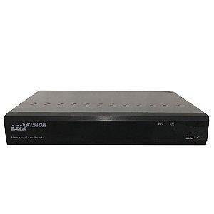 Dvr Stand Alone Luxvision 8 Canais ECD ALL HD Com Acesso Nuvem saída HDMI 240 Fps