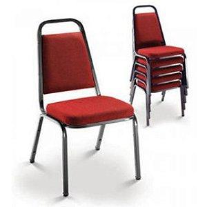 Cadeira para Evento Aproximação/Fixa Cavaletti Coletiva 1001