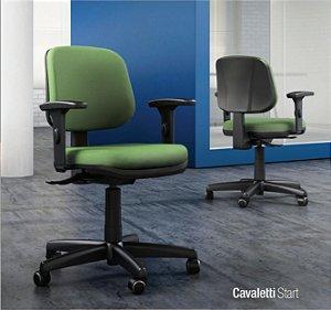 Cadeira para Escritório Executiva Cavaletti Start 4103