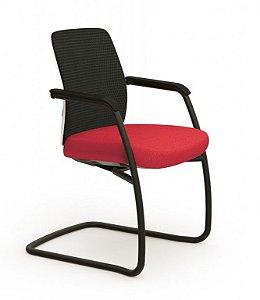 Cadeira para Escritório Aproximação/Fixa Cavaletti Idea 40206