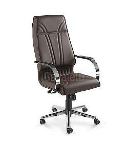 Cadeira Presidente Master 20001 Base Cromada Cavaletti