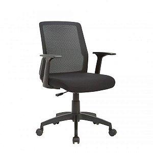Cadeira Diretor Joy RELAX  Mecanismo reclinação oscilante preto