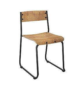 Cadeira Slytus Fixa Empilhável