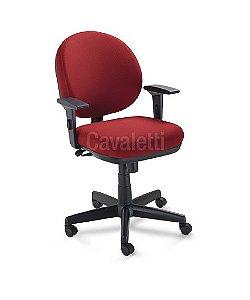 Cadeira Executiva Plus Giratória 8101 Relax SL Stilo Cavaletti