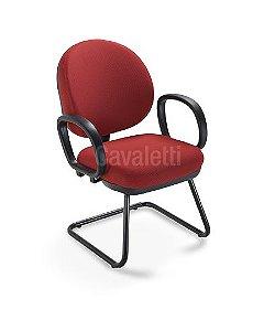 Cadeira Fixa Executiva Plus Stilo 8106 S - Cavaletti