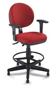 Cadeira Caixa Stilo Executiva Com Braços SL 8123 SRE - Cavaletti