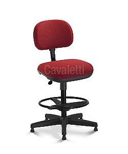 Cadeira Caixa Stilo Secretária 8122 - Base a Gás - Cavaletti