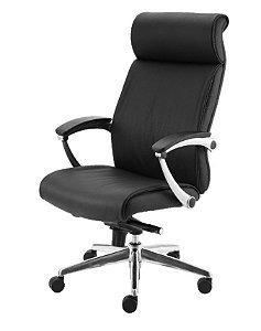 Cadeira Presidente Magno - Base Alumínio