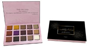 PALETA MICHELLY PALMA BY INDICE TOKYO MAKEUP 15 CORES