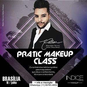 PMC - Pratic Makeup Class - Nelson Pinheiro - BRASÍLIA