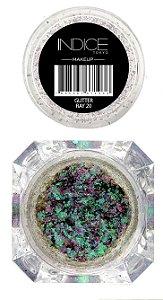 Glitter Ray 20 - Indice Tokyo - CHAMELEON FLAKES