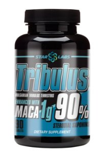 TRIBULUS 90% COM MACA STAR LABS