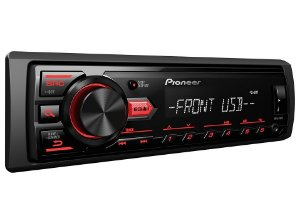 RADIO PIONEER  MP3/USB/AUX MVH-88UB