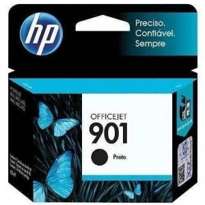 CARTUCHO HP CC653AB TINTA PRETO (4,5 ML) HP901
