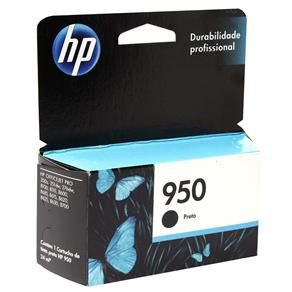 CARTUCHO HP CN049AB TINTA PRETO (24 ML) HP950