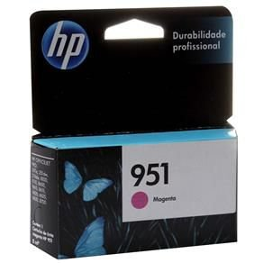 CARTUCHO HP CN051AB TINTA MAGENTA (8 ML) HP951