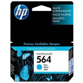 CARTUCHO HP CB318WL TINTA CIANO (3,5 ML) HP564
