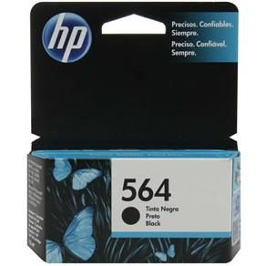CARTUCHO HP CB316WL TINTA PRETO (7,5 ML) HP564
