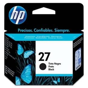 CARTUCHO HP C8727AB TINTA PRETO (11 ML) HP27