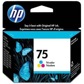 CARTUCHO HP CB337WB TINTA COLOR (6 ML) HP75