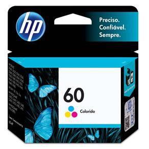 CARTUCHO HP CC643WB TINTA COLORIDO (6,5 ML) HP60