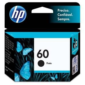 CARTUCHO HP CC640WB TINTA PRETO (4,5 ML) HP60