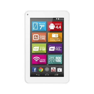 TABLET SUPRA QUAD CORE - BRANCO NB200 MULTILASER