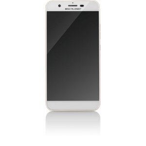 CELULAR MULTILASER MS50 - 3G QUAD CORE, 2 CHIPS - BRANCO