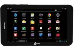 "TABLET 7"" TB3100 LENOXX PRETO 3G/DUAL CORE /8GB /ANDROID 4.4.2"
