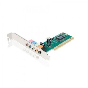PLACA DE SOM PCI 5.1 ENM232-6CMI ENCORE