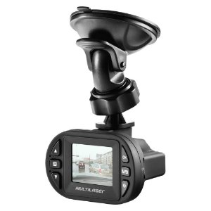 CAMERA AUTOMOTIVA DVR HD AU013 MULTILASER