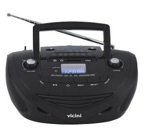 RADIO AM/FM/USB/SD/MP3 VC5050 VICINI BIVOLT