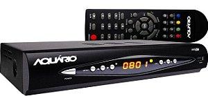 CONVERSOR DIGITAL DTV8000 AQUARIO BIVOLT