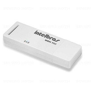 ADAPTADOR USB WIRELESS WBN900 N150MBPS INTELBRAS