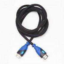 CABO HDMI X HDMI 1.4 3D NYLON 1.8M GOLDENTEC