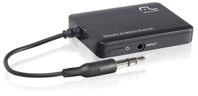 ADAPTADOR RECEPTOR BLUETOOTH DE MUSICA RE053 MULTILASER