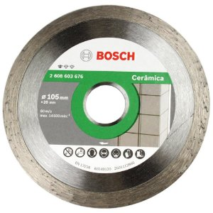 DISCO DIAMANTADO LISO 105MM STANDARD - BOSCH