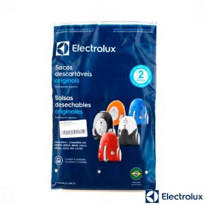 SACO DESCARTAVEL ASP. ELECTROLUX NEO/LISTO/LISTO PET (KIT 3 UN)