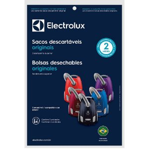 SACO DESCARTAVEL ASP. ELECTROLUX BERRY SBEBE ORIGINAL