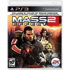 JOGO MASS EFFECT 2 GOTY PS3