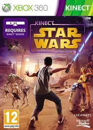 JOGO STAR WARS KINECT XBOX 360