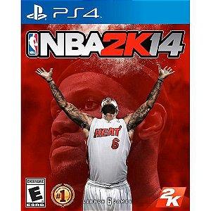 JOGO NBA 2K14 PS4
