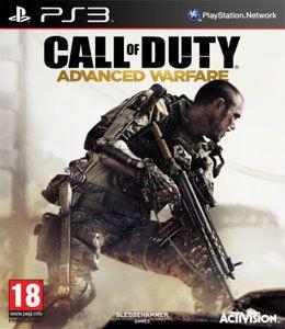 JOGO CALL OF DUTY ADVANCED WARFARE PS3