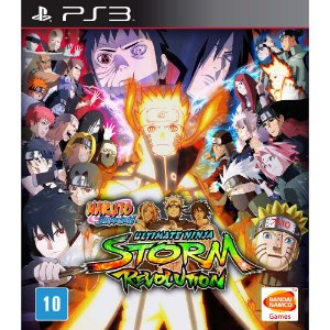JOGO NARUTO SHIPPUDEN ULTIMATE REVOLUTION PS3